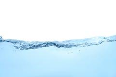 水下的海洋场面strom大海波浪摄影 免版税库存图片