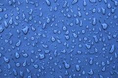 下落模式水 免版税库存图片