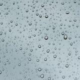 下落雨 库存照片