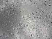 水下落 免版税库存照片