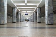 下诺夫哥罗德,俄罗斯- 11月02 2015年 的treadled 免版税库存照片