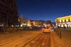 下诺夫哥罗德,俄罗斯-04 11 2015年 10月 免版税库存图片