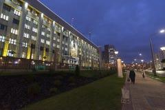 下诺夫哥罗德,俄罗斯- 11月02 2015年 免版税库存照片