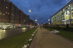 下诺夫哥罗德,俄罗斯- 11月02 2015年 库存照片