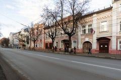 下诺夫哥罗德,俄罗斯- 11月04 2015年 免版税库存照片
