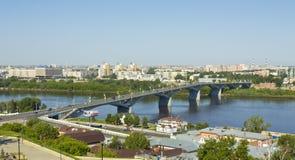 下诺夫哥罗德,俄罗斯 免版税库存照片