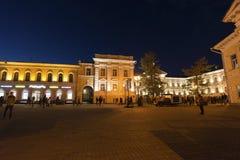 下诺夫哥罗德,俄罗斯-04 11 2015年 Bolshaya 免版税库存照片