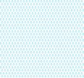 下雨下落简单的传染媒介纹理蓝色和丝毫 向量例证