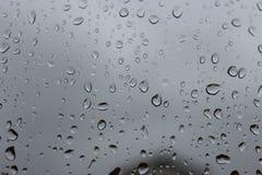 下雨下落 图库摄影