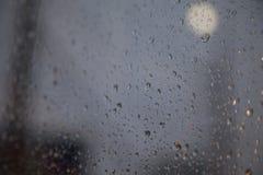 下雨下落 免版税图库摄影