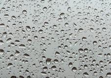 下雨在我的窗口 免版税库存照片