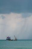 下雨 免版税图库摄影
