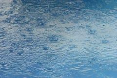 下雨s 免版税库存图片