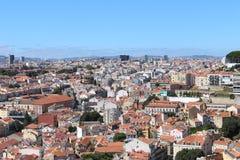 下面城市 免版税图库摄影