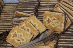 不列塔尼人的甜点 免版税库存照片
