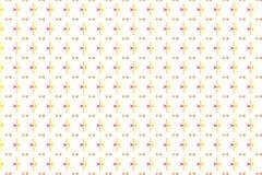 不可思议的几何样式 库存例证
