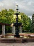 不可思议的喷泉 库存照片