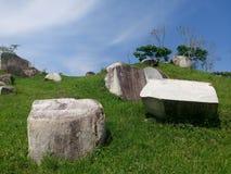 不可思议的奇迹岩石 免版税库存图片