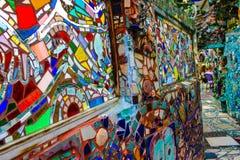 不可思议的庭院 免版税库存照片