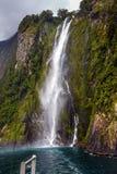 不可思议的旅途向新西兰 免版税库存照片