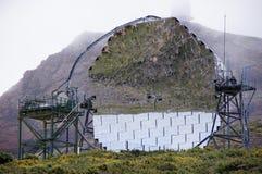 不可思议的望远镜 免版税库存照片