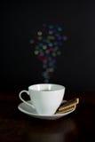 不可思议的茶 免版税库存图片