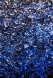 不可思议的水晶土壤 免版税库存图片