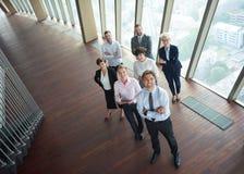不同的商人小组 免版税库存图片