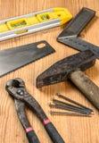 不同的工具 免版税库存图片