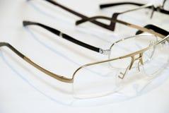 不同的玻璃 免版税库存图片