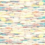 从不同的色的形式的抽象当代背景 向量例证