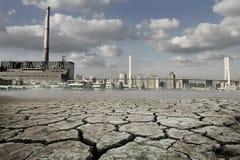 城市和环境02 库存照片