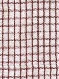 不洁的茶巾 免版税图库摄影
