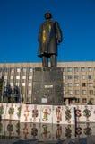 不牢靠的计划设施谢尔盖扎哈罗夫 免版税库存图片