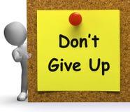 不要放弃笔记手段也不要放弃 向量例证