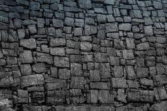 不规则的岩石样式 免版税图库摄影