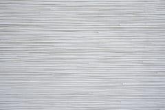 不规则的白色墙壁的纹理 库存图片