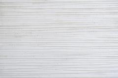不规则的白色墙壁的纹理 库存照片