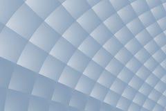 与一个微细结构和一个被变形的方形的样式的青灰色表面无光泽的分数维背景 库存例证
