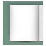 与一个清白历史的册页 免版税库存图片
