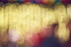 与五谷的五颜六色的抽象背景和光漏 图库摄影
