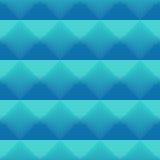 与五颜六色的梯度正方形的无缝的样式 免版税库存照片
