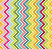 与五颜六色的线的样式 库存例证