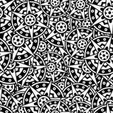 与伊斯兰教的无缝的样式的背景 也corel凹道例证向量 向量例证