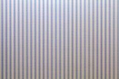 与传统蓝色条纹图形的织地不很细墙纸 库存照片