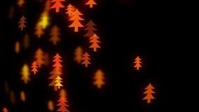 与光亮的光的圣诞节背景 皇族释放例证