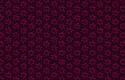 与光明节标志的抽象黑暗的样式,犹太背景,大卫王之星,几何6渔星纹理绿色褐紫红色红色gre 免版税库存图片