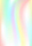 与全息照相的作用的垂直的抽象背景 也corel凹道例证向量 皇族释放例证