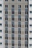 与全部的多层的大厦窗口 免版税库存图片