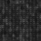与六角形形状的无缝的样式 库存照片